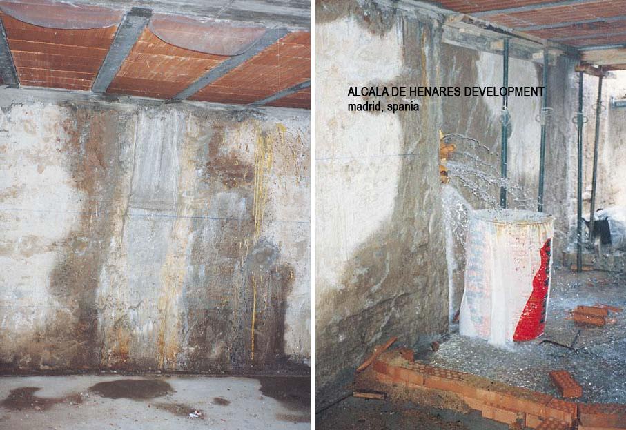 Lucrari internationale - Produse pentru impermeabilizarea si protectia betonului prin cristalizare XYPEX - Poza 50