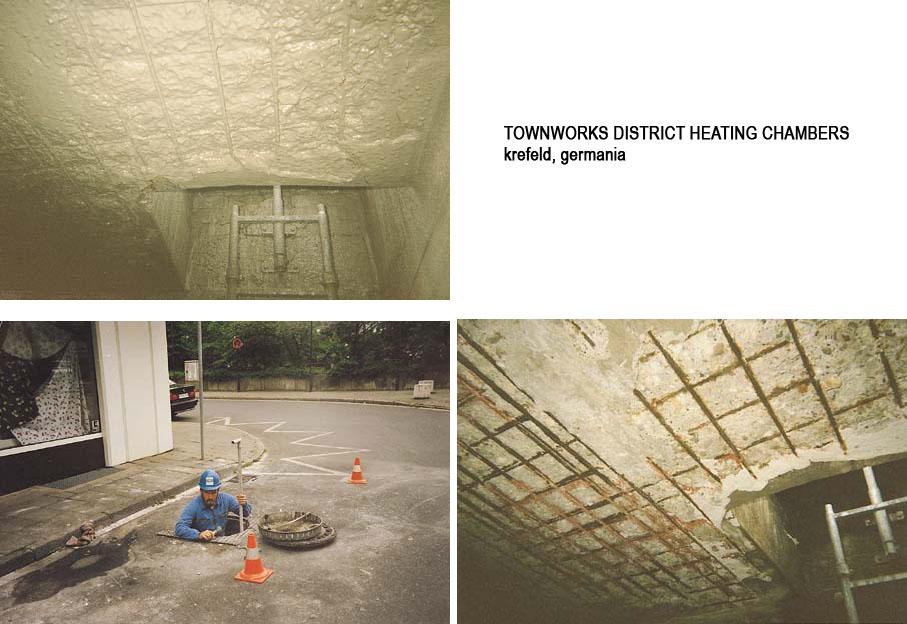 Lucrari internationale - Produse pentru impermeabilizarea si protectia betonului prin cristalizare XYPEX - Poza 51