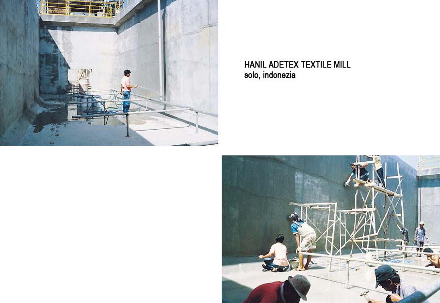 Lucrari internationale - Produse pentru impermeabilizarea si protectia betonului prin cristalizare XYPEX - Poza 52