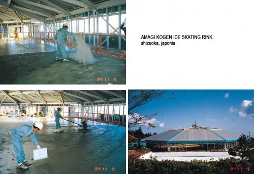 Lucrari, proiecte Lucrari internationale - Produse pentru impermeabilizarea si protectia betonului prin cristalizare XYPEX - Poza 53