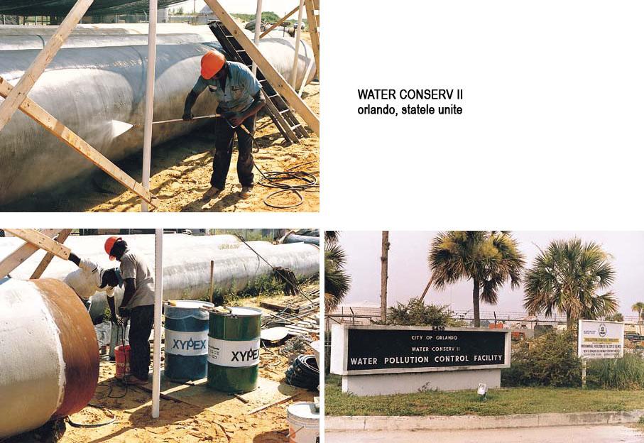 Lucrari internationale - Produse pentru impermeabilizarea si protectia betonului prin cristalizare XYPEX - Poza 56