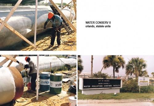 Lucrari de referinta Lucrari internationale - Produse pentru impermeabilizarea si protectia betonului prin cristalizare XYPEX - Poza 56