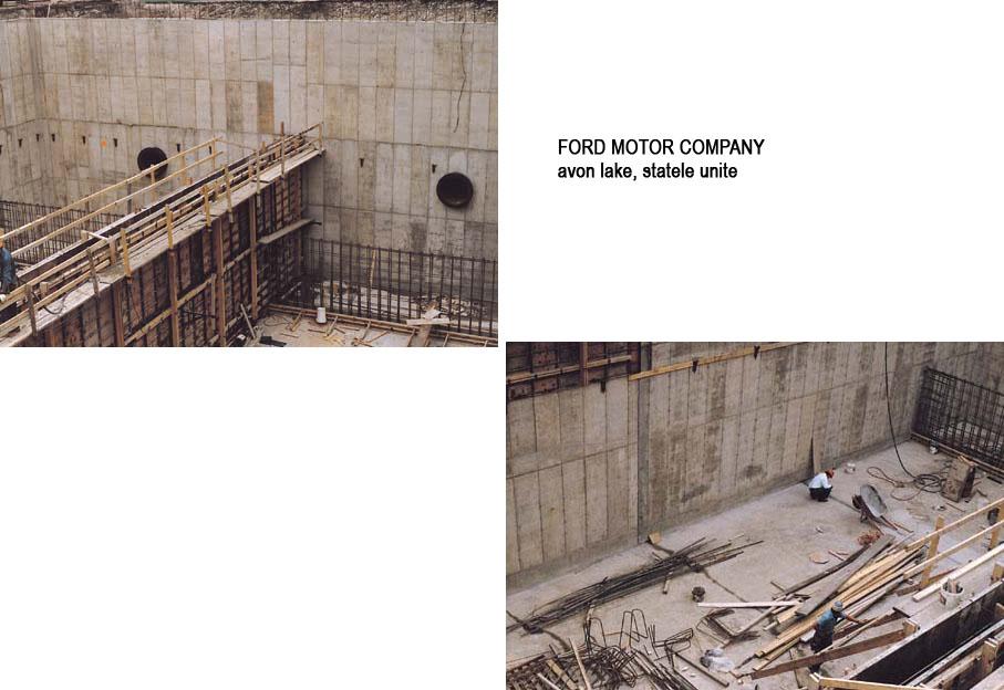 Lucrari internationale - Produse pentru impermeabilizarea si protectia betonului prin cristalizare XYPEX - Poza 5