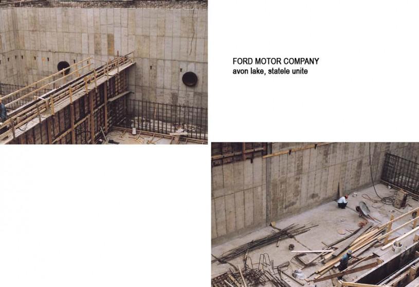 Lucrari, proiecte Lucrari internationale - Produse pentru impermeabilizarea si protectia betonului prin cristalizare XYPEX - Poza 5