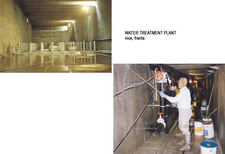Lucrari internationale - Produse pentru impermeabilizarea si protectia betonului prin cristalizare XYPEX - Poza 7