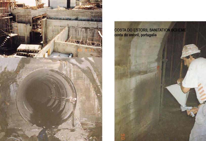 Lucrari, proiecte Lucrari internationale - Produse pentru impermeabilizarea si protectia betonului prin cristalizare XYPEX - Poza 8