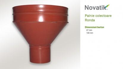 11. Palnie RONDA Componente sistem pluvial (otel prevopsit)