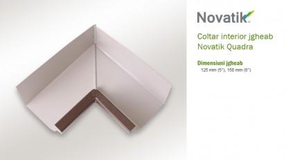 5. Coltar interior QUADRA Componente sistem pluvial