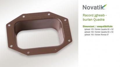 9. Racord QUADRA Componente sistem pluvial