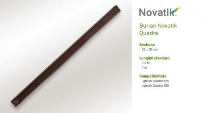 10. Burlan QUADRA Componente sistem pluvial