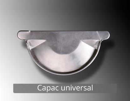 3. Capac universal RONDA Componente sistem pluvial (TITAN - ZINC)