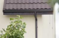 Sisteme de jgheaburi si burlane semirotunde si rectangulare  NOVATIK ofera doua tipuri de