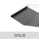 Dolie - Tigla metalica cu aspect de ardezie sau sindrila NOVATIK | METAL