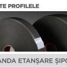 Banda etansare sipca - Tigla metalica cu aspect de ardezie sau sindrila NOVATIK | METAL