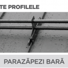 Parazapezi bara - Tigle metalice  NOVATIK | METAL