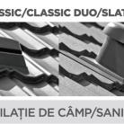 Ventilatie camp-sanitara - Tigle metalice  NOVATIK | METAL