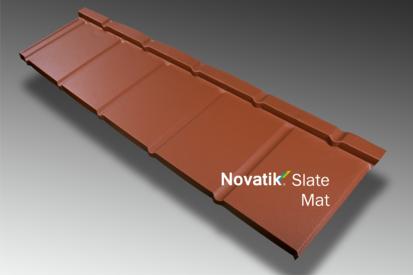 Paletar pentru tigla metalica / Novatik Slate - Brick MAT