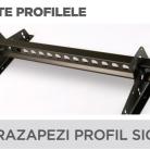 Parazapezi Profil Sigma - Tablă prefălțuită pentru acoperișuri fălțuite NOVATIK | METAL