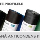 Membrana anticondens - Tablă prefălțuită pentru acoperișuri fălțuite NOVATIK | METAL