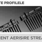 Element aerisire streasina - Tabla prefaltuita pentru acoperișuri fălțuite NOVATIK | METAL