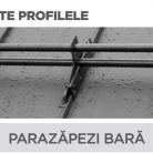 Parazapezi bara - Tabla prefaltuita pentru acoperișuri fălțuite NOVATIK | METAL