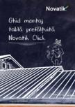 Ghid montaj tabla prefaltuita Novatik NOVATIK | METAL - Click, Click S