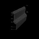 Element racord perete - Țiglă metalică cu acoperire de rocă vulcanică Novatik NATURA