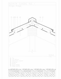 Novatik Classic Tile _ 04 Ridge_Angle
