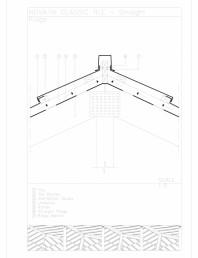 Novatik Classic Tile _ 04 Ridge_Straight