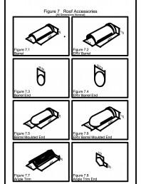 Accesorii pentru invelitori din tabla tip tigla 01