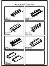 Accesorii pentru invelitori din tabla tip tigla 02 GERARD