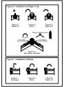 Detalii de coama si de timpan pentru invelitori de tabla tip tigla