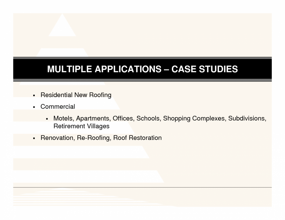 Lucrari, proiecte Invelitori din tabla tip tigla, cu acoperiri din piatra naturala SHAKE, SHINGLE GERARD Acoperis cu tigla metalica cu acoperire de piatra naturala FINAL DISTRIBUTION MULTIPLE APPLICATIONS – CASE STUDIES Residential New Roofing Commercial Motels, Apartments,... - Pagina 1