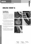 Membrane pentru acoperisuri neventilate cu astereala DELTA - VENT S