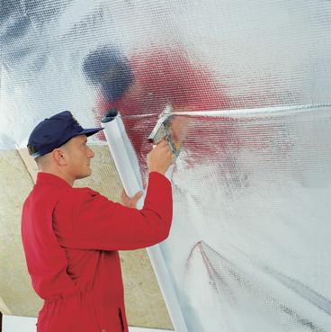 Prezentare produs Bariera antivapori pentru toate tipurile de acoperisuri DELTA - Poza 1