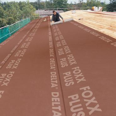 Prezentare produs Membrane pentru acoperisuri neventilate cu astereala DELTA - Poza 1