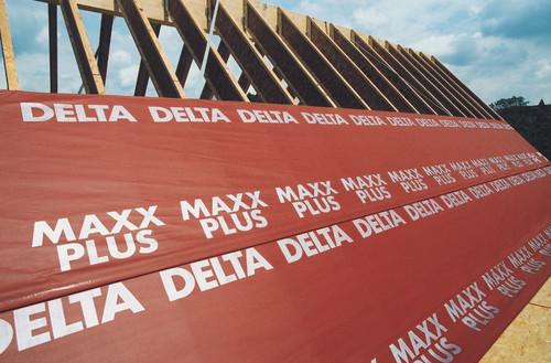 Prezentare produs Membrane pentru acoperisuri neventilate fara astereala DELTA - Poza 1