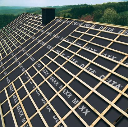 Membrane pentru acoperisuri neventilate fara astereala D-0285 MAXX, MAXX PLUS Membrane pentru acoperisuri neventilate fara astereala