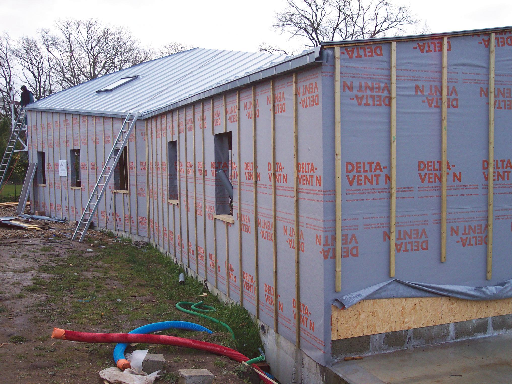 Membrane pentru acoperisuri neventilate fara astereala DELTA - Poza 3