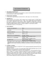 Fisa tehnica cimenturi osmotice Vandex BB75 SASOIA