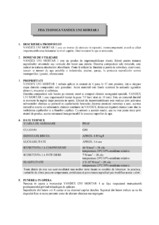 Fisa tehnica cimenturi osmotice Vandex UNIMORTAR 1 SASOIA