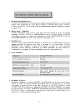 Fisa tehnica cimenturi osmotice Vandex EXPASEAL SASOIA