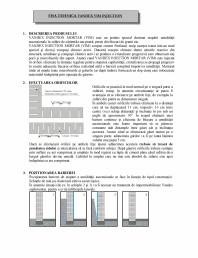 Fisa tehnica cimenturi osmotice Vandex VIM INJECTION