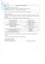 Declaratie conformitate pardoseala Ammonit ABC&Ammonit