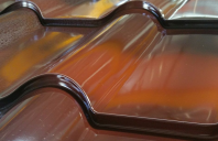 Tigla metalica pentru acoperisuri TPS