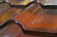 Tigla metalica pentru acoperisuri