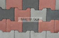 Pavaje si borduri din beton vibropresat EFFEIBLOCK