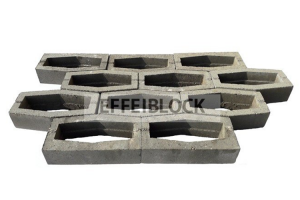Elemente pentru gard din beton EFFEIBLOCK va pune la dispozitie o gama variata de boltari, elemente de gard si capace din beton vibropresat pentru garduri.