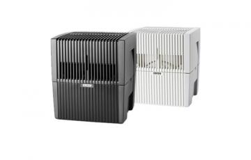 Umidificatoare de aer Un umidificator de aer Venta are la baza o tehnologie unica la nivel mondial. Functioneaza fara filtre. Aerul este absorbit in umidificator si trecut printr-un dispozitiv de discuri ce se rotesc in apa.