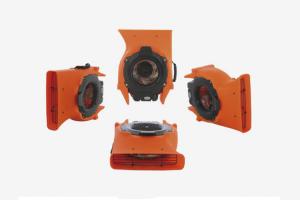 Ventilatoare pentru constructii Avand o tehnologie eficienta de circulare a aerului, ventilatoarele Heylo reusesc sa usuce intr-un timp foarte scurt peretii, tavanele, sapele sau uscarea rapida si ventilarea spatiilor mari.